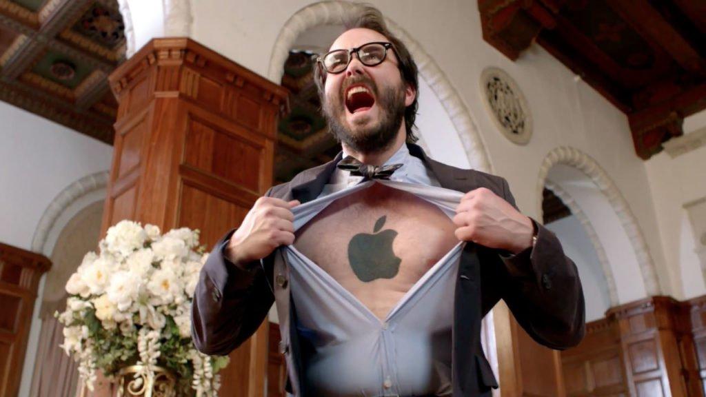 программа лояльности apple
