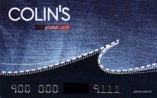 Colin's скидочная карта. Условия получения