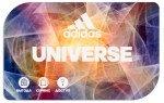 Какие преимущества дает карта Adidas Universe