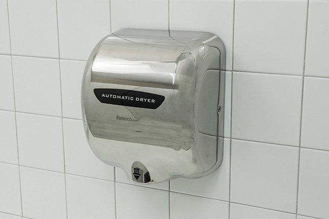 Энергосберегающие сушилки для рук